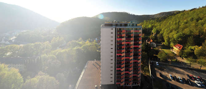 Aparthotel Panoramic Bad Lauterberg
