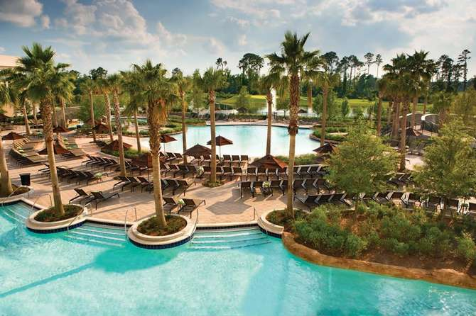 Hilton Orlando Bonnet Creek Orlando