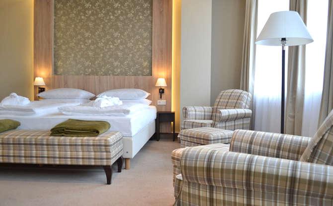 Berg- & Jagdhotel Gabelbach Ilmenau