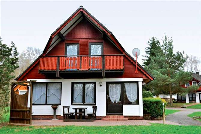 Bungalowpark Am Silbersee Frielendorf