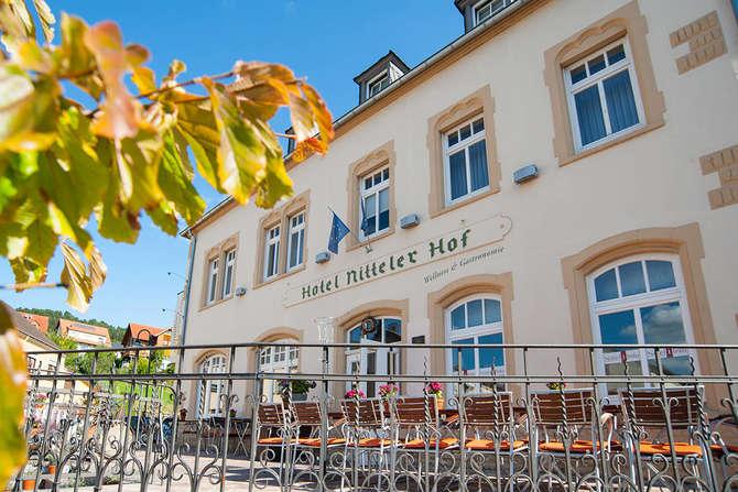 Hampshire Hotel Nitteler Hof Nittel