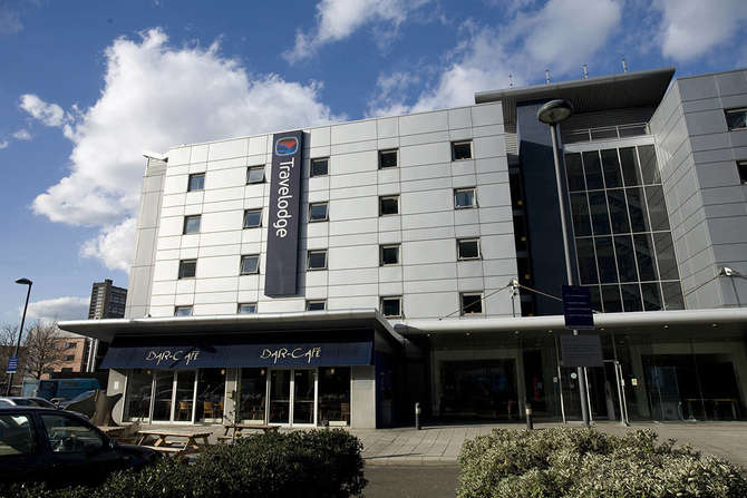Travelodge London Docklands Londen