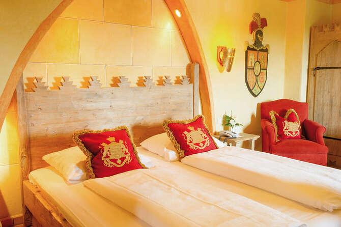 Hotel Castillo Alcazar Rust