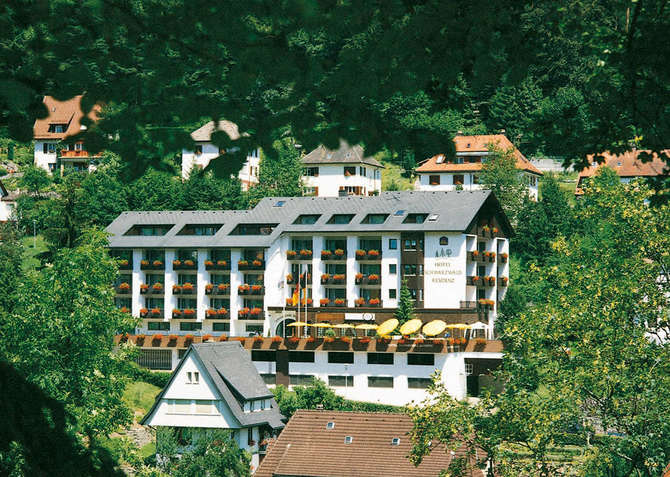 Best Western Plus Hotel Schwarzwald Residenz Triberg