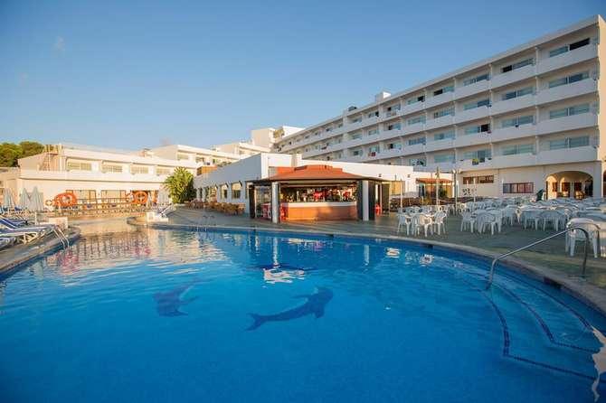 Hotel Presidente Cala Portinatx