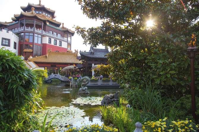 Phantasialand Hotel Ling Bao Brühl