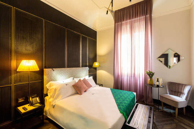 The H'All Tailor Suite Roma Rome