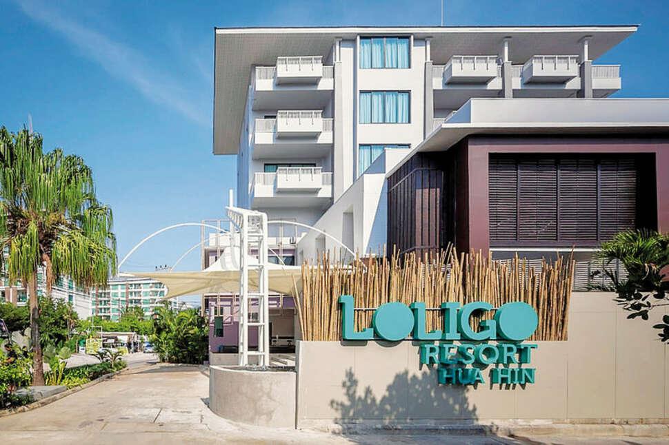 Hotel Loligo Resort Hua-Hin
