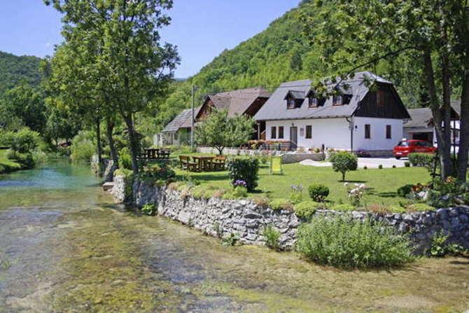Huis Ranko Plitvica
