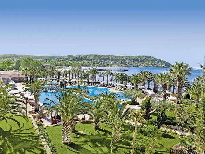 Sani Beach Hotel Sívri