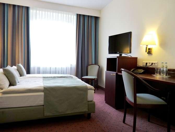 Gunnewig Hotel Esplanade Düsseldorf