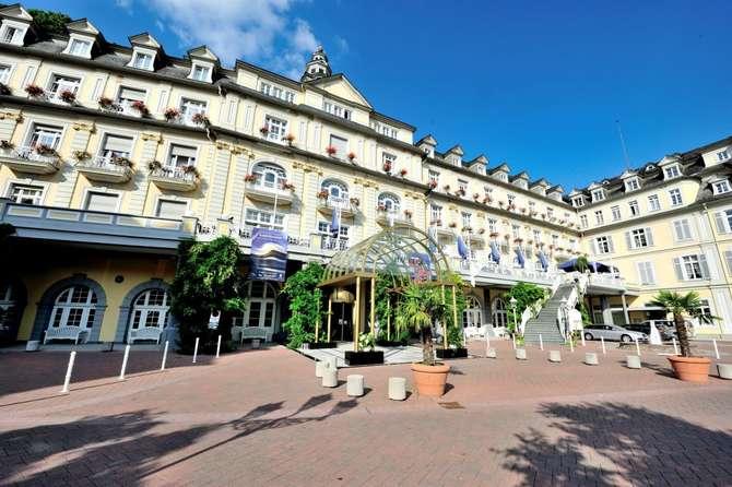 Hackers Grand Hotel Braubach