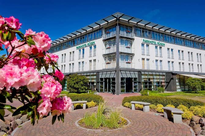 Parkhotel Rugen Bergen