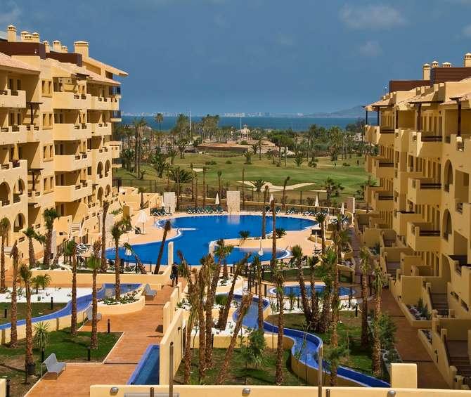 Senator Mar Menor Golf & Spa Resort Los Alcázares