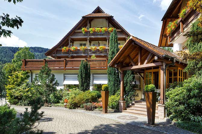 Landidyll Hotel Hirschen Oberwolfach