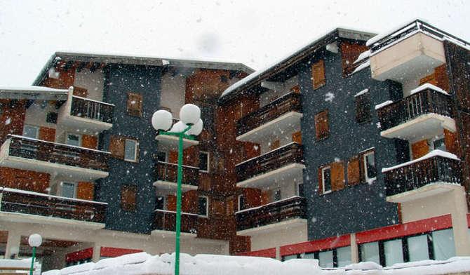 Hotel Turan Les Deux Alpes