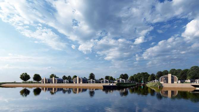 EuroParcs Resort De Kraaijenbergse Plassen Linden