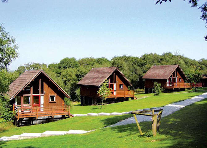 Eastcott Lodges North Tamerton