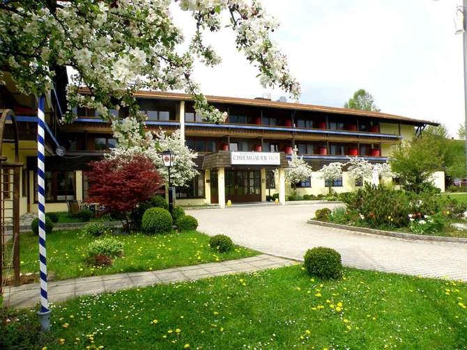Erlebnis HotelChiemgauer Hof Inzell