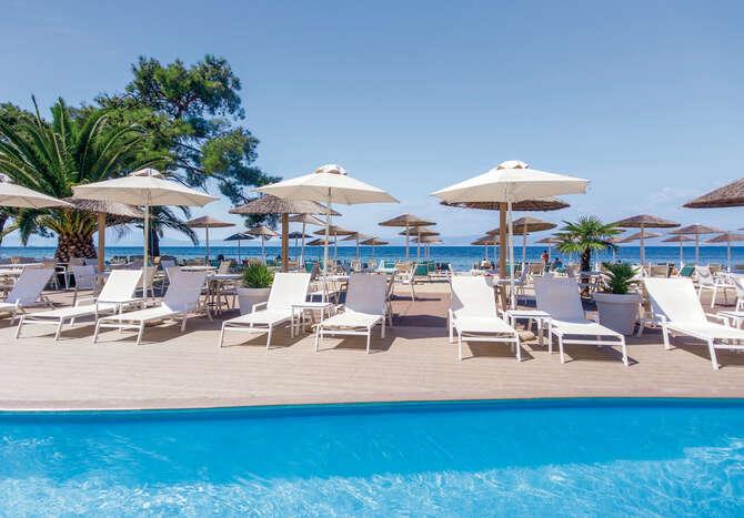 Cooee Mediterranean Beachhotel Skala Rachoni