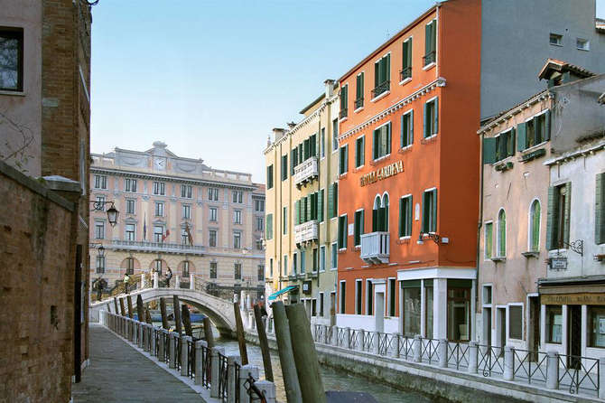Hotel Gardena Venetië