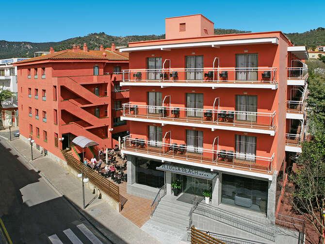 Hotel Tossa Beach Tossa de Mar