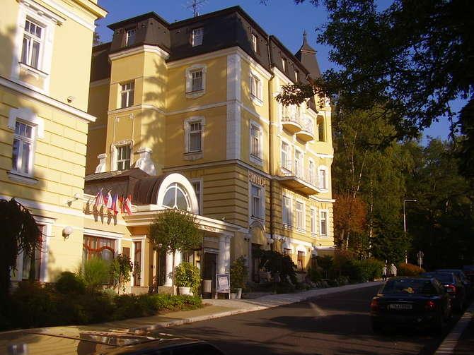 Hotel San Remo Mariënbad