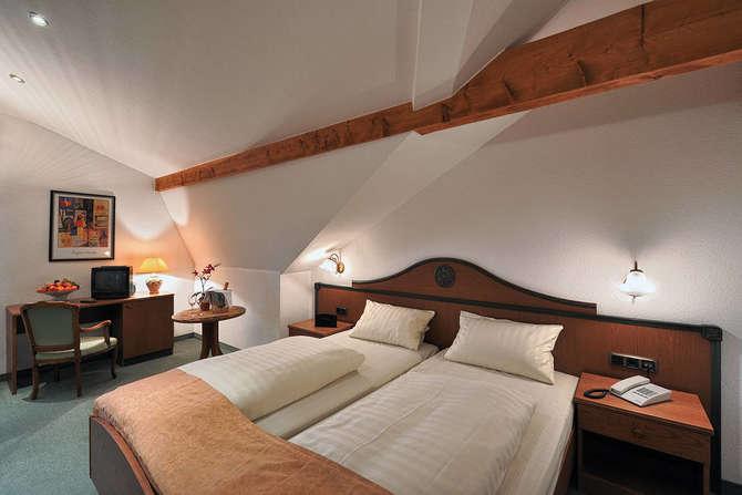 Hotel Altdeutsche Weinstube Rüdesheim am Rhein