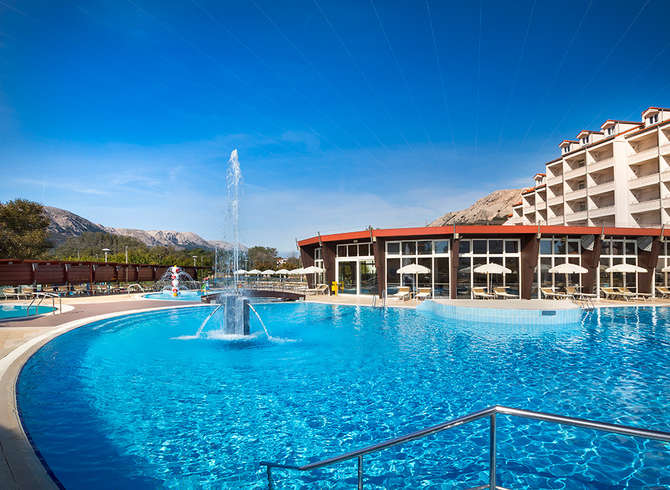 Hotel Zvonimir Baška