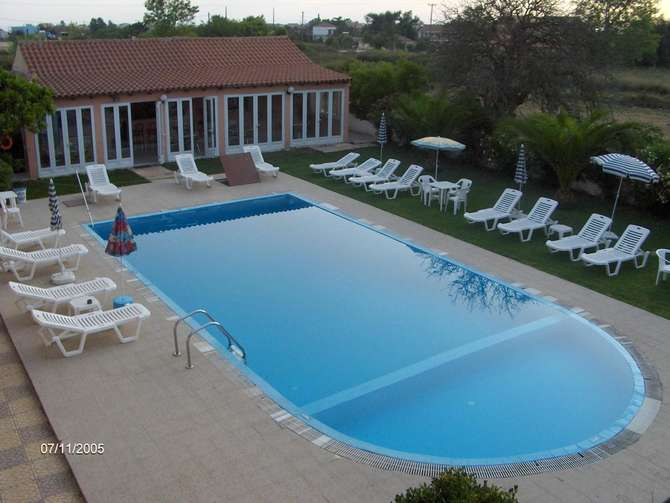 Elena Pool Appartementen Agios Georgios