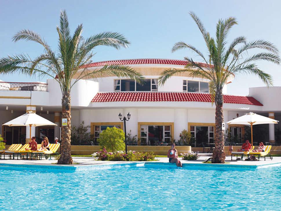 Coral Beach Resort Tiran, 8 dagen