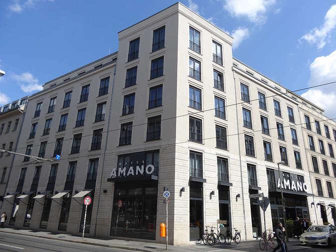 Hotel Amano Berlijn