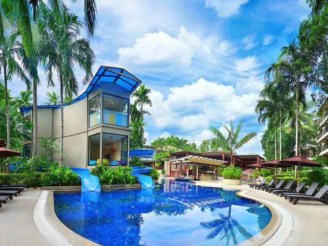 Novotel Phuket Surin Beach Resort Surin Beach
