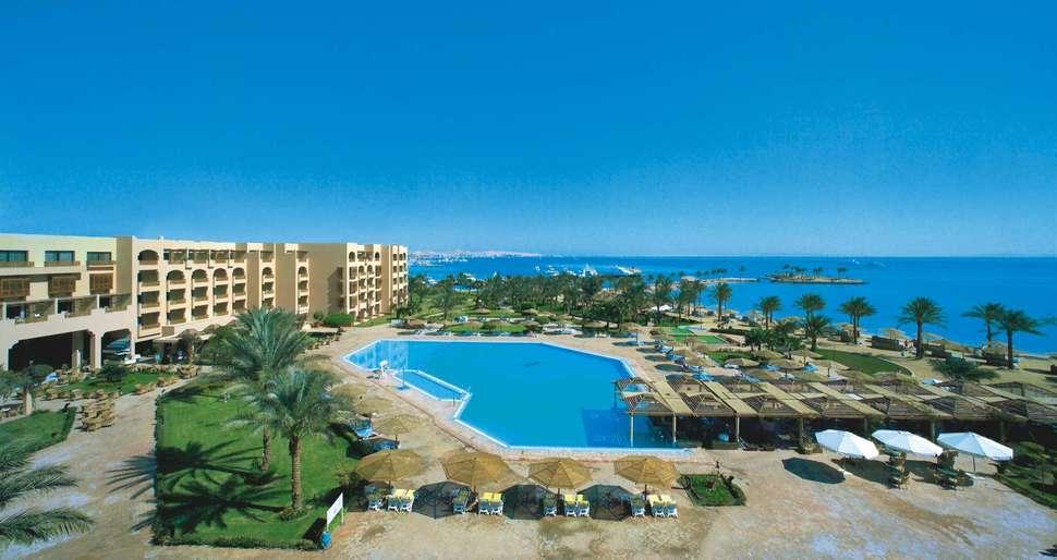 Continental Hotel Hurghada, 8 dagen