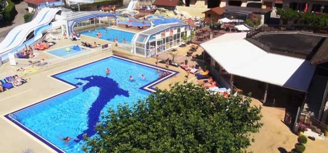 Camping l'Ideal Lathuile