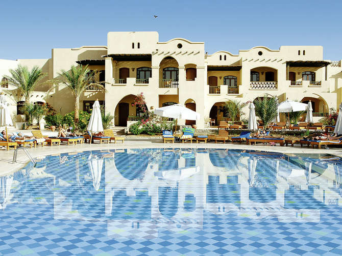 The Three Corners Rihana Resort El Gouna