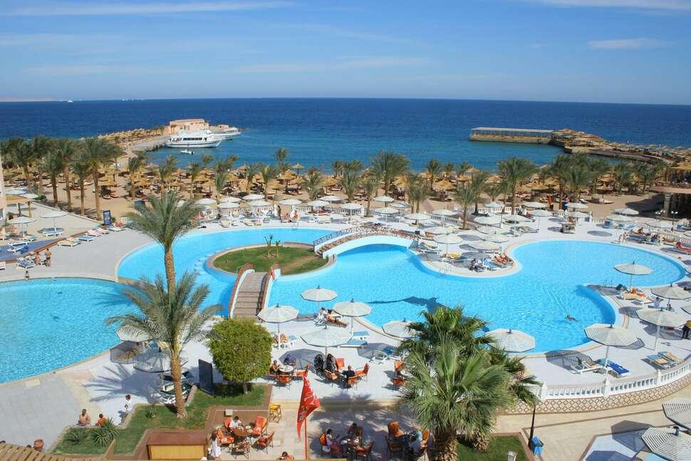 Beach Albatros Resort, 6 dagen