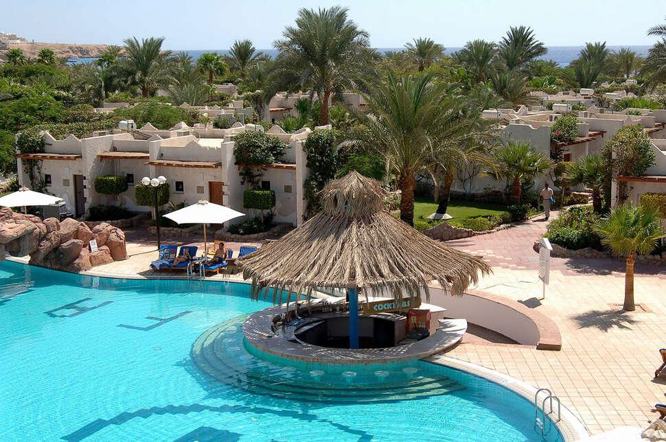 Hilton Fayrouz Resort, 6 dagen