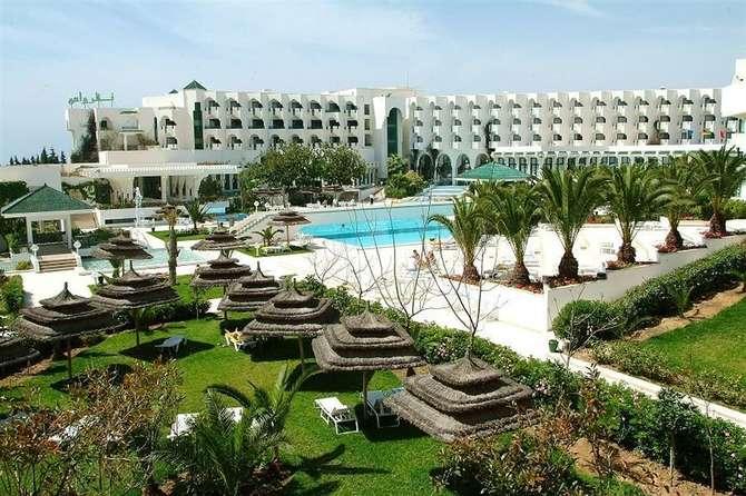 Nahrawess Hotel & Thalasso Resorts Hammamet