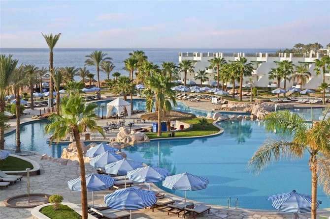 Sharm Waterfalls Resort, 7 dagen