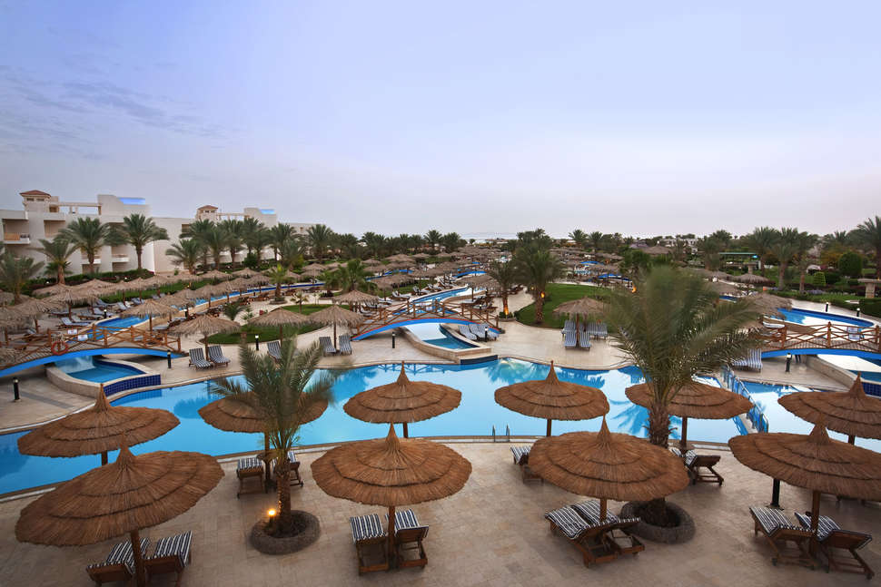 Hurghada Long Beach Resort, 8 dagen