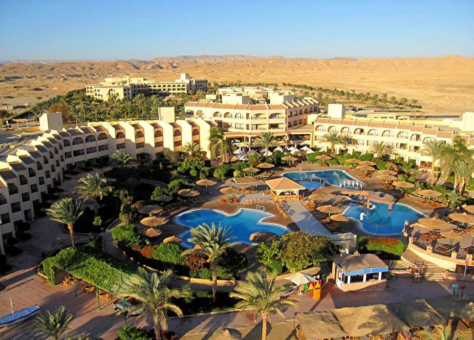 Flamenco Beach & Resort, 6 dagen