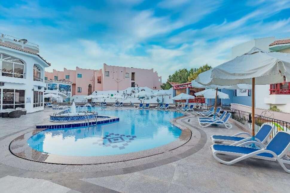 MinaMark Beach Resort, 6 dagen