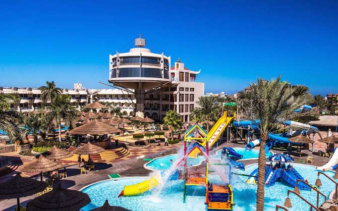 Sea Gull Resort Hurghada
