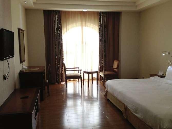 Hamdan Plaza Hotel Şalālah