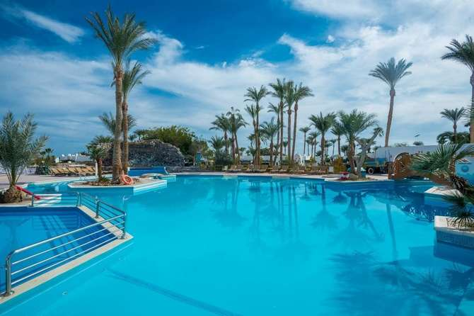 Shams Safaga Resort Hurghada