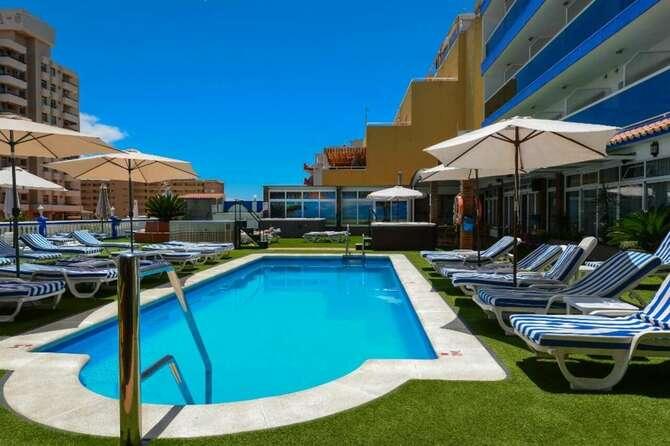 Hotel Princesa Solar Torremolinos