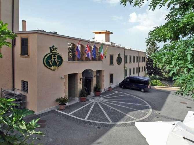 Hotel Villa Vecchia Monte Porzio Catone