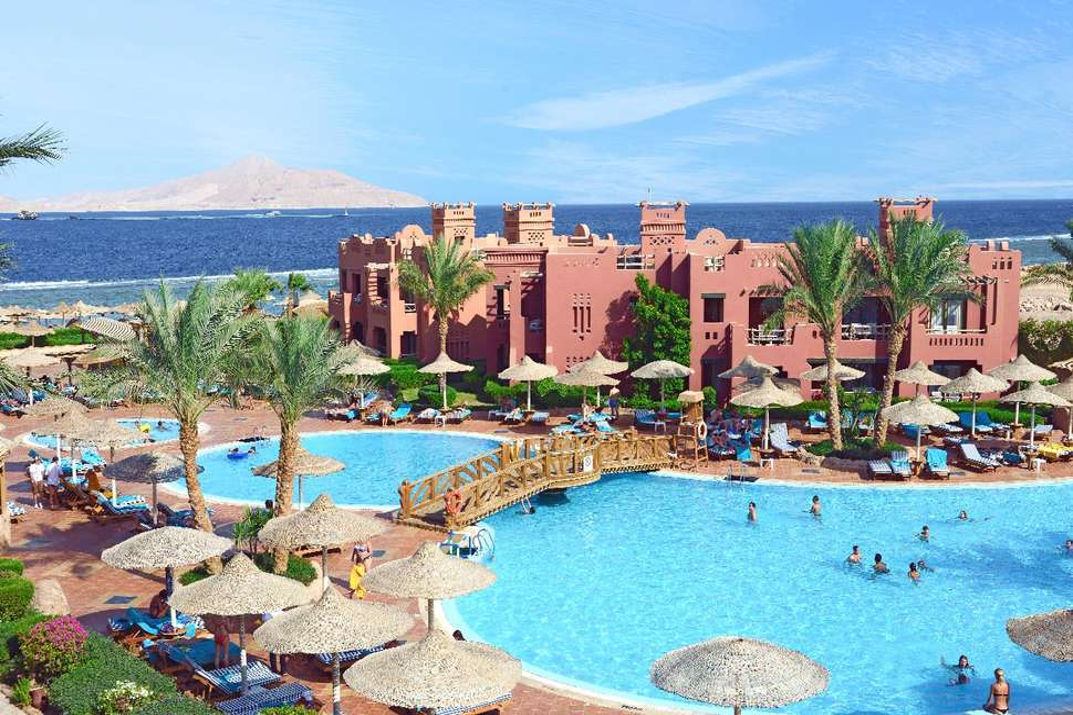 Charmillion Sea Life Resort, 8 dagen