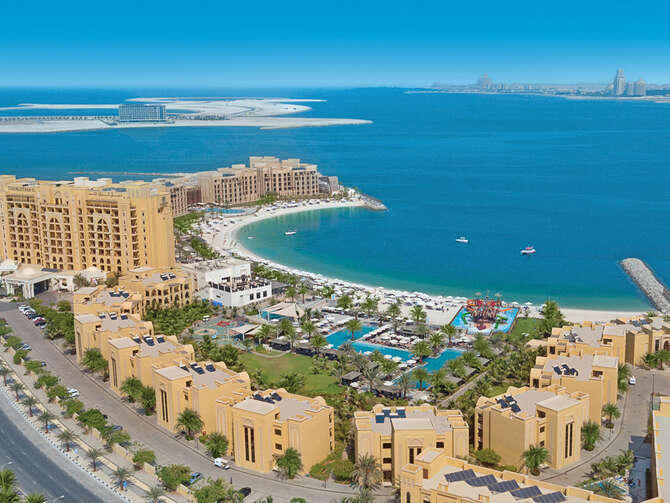 DoubleTree by Hilton Resort & Spa Marjan Island Ras al-Khaimah